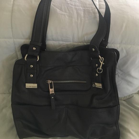 Tyler Rodan Bags Dark Brown Shoulder Bag Poshmark
